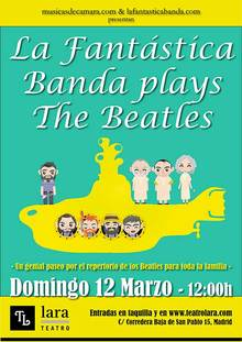 La Fantástica Banda Plays The Beatles