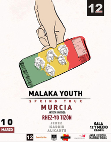 Malaka Youth en Murcia