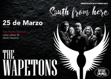 Presentación The Wapetons - South from here
