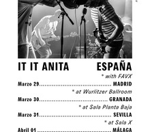 2017 march iiaa spain eflyer
