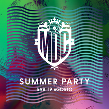 SUMMER PARTY 2017 METRO DANCE CLUB