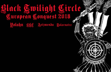 Black Twilight Circle - Barcelona 2018