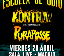Cartel edo la kontra puraposse %28madrid%29