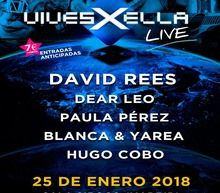 Cartel vives live 2
