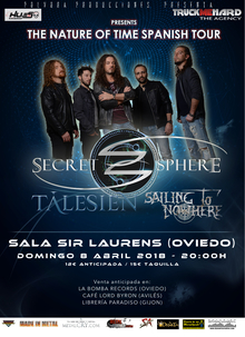 Secret Sphere en Oviedo