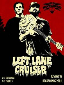 LEFT LANE CRUISER EN BARCELONA