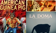 American Guinea Pig: Bouquet of guts and gore (2015) + La doma (2018) + Fist of Jesus (2012)