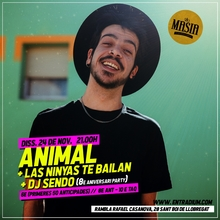 Animal + Las ninyas te bailan + Dj send0